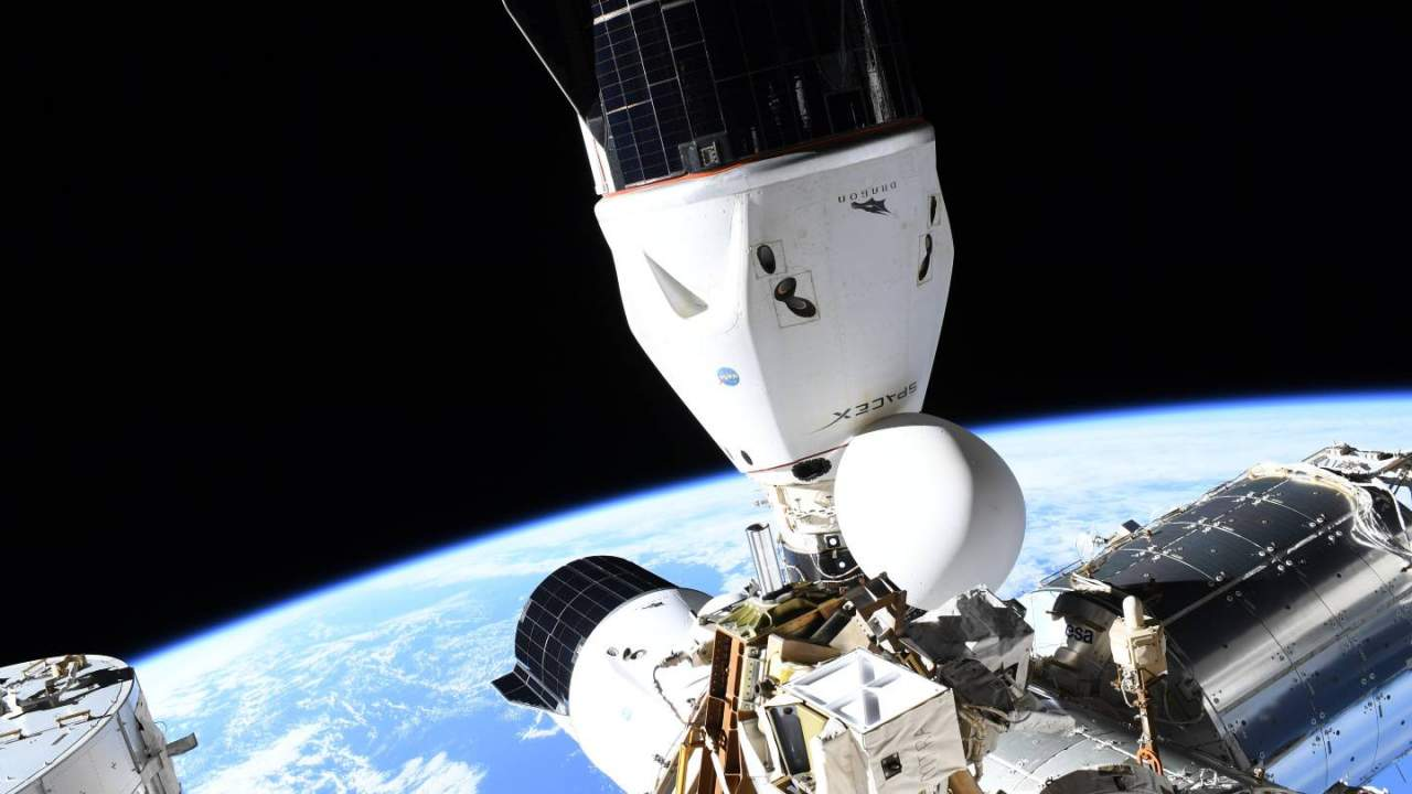 SpaceX Dragon capsule prepares to leave ISS: How to watch live