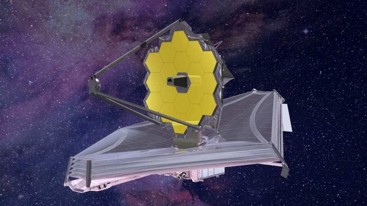 The groundbreaking James Webb Space Telescope just got its launch date