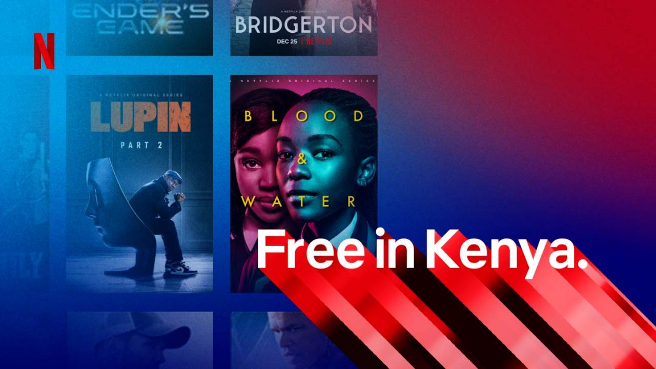 Netflix free tier in Kenya could be the start of something new
