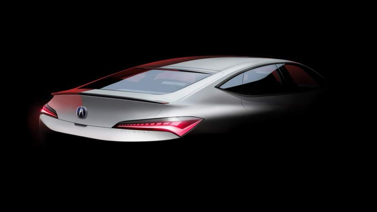2022 Acura Integra will have four doors and a rear hatch