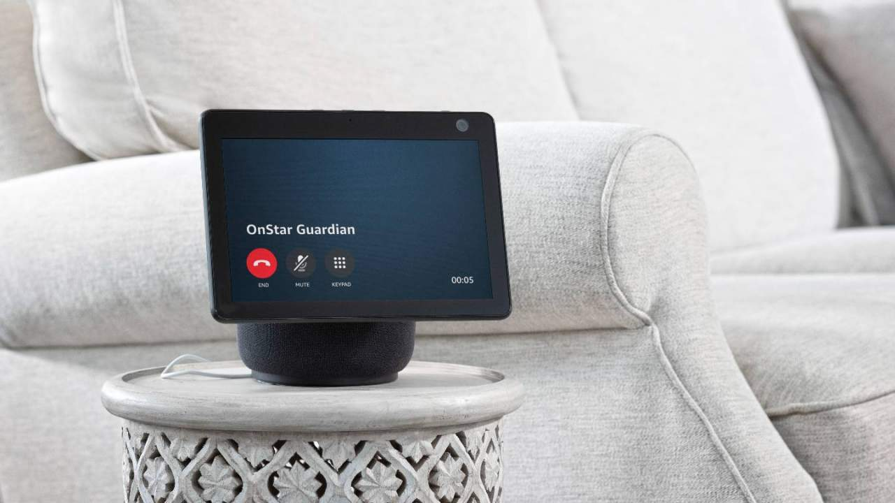 OnStar Guardian is getting its own Alexa skill for home emergencies