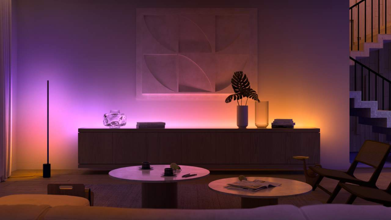 Philips Hue gradient, bathroom, and ceiling collections expand with lights aplenty