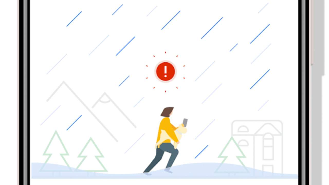 Pixel phones can automatically record a video in an emergency