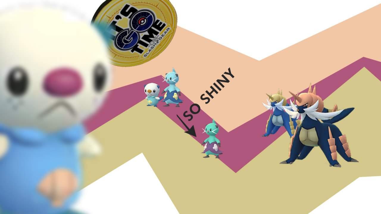Pokemon GO September Community Day: Shiny Oshawott and why