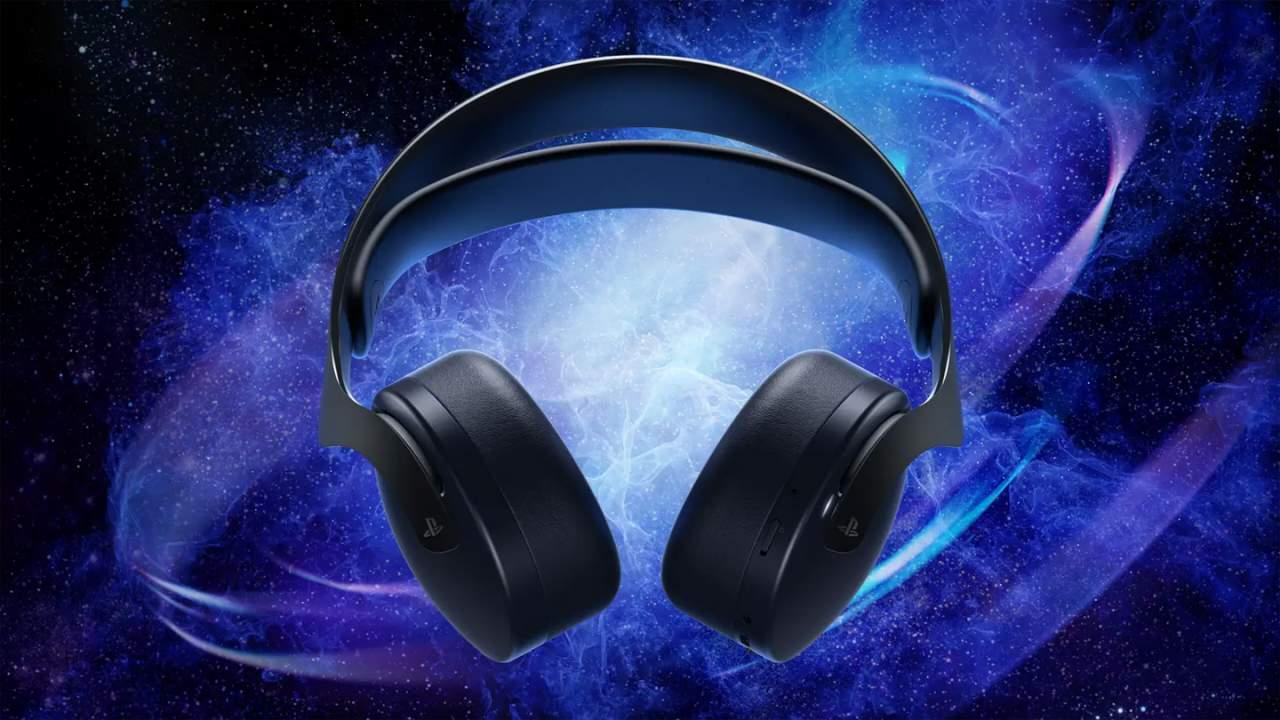 Sony reveals Pulse 3D headset in Midnight Black