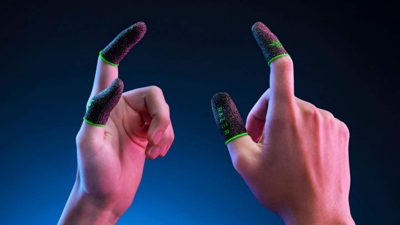 Razer Gaming Finger Sleeves keep those sweaty digits off your screen