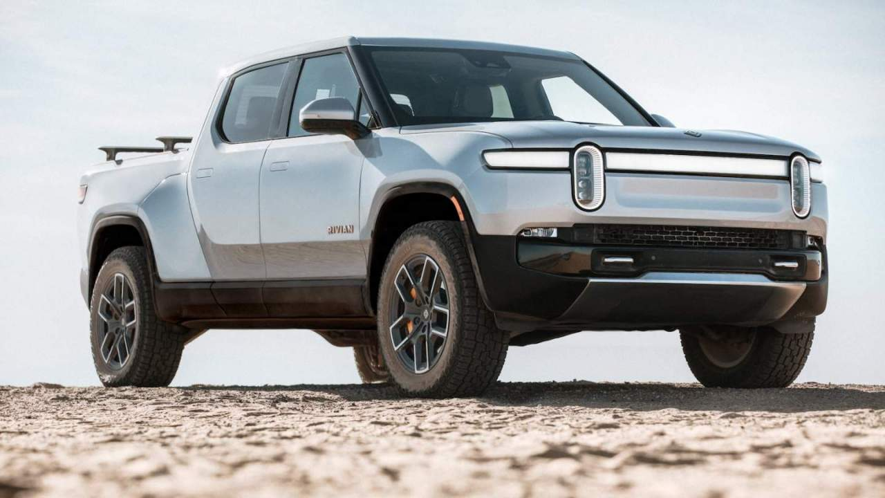 Rivian EPA range confirmed for electric R1T pickup and R1S SUV