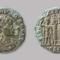 Road workers discover Roman coins and more while building a new bypass