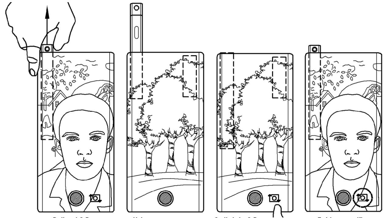 Samsung patent shows future S Pen with an integrated camera