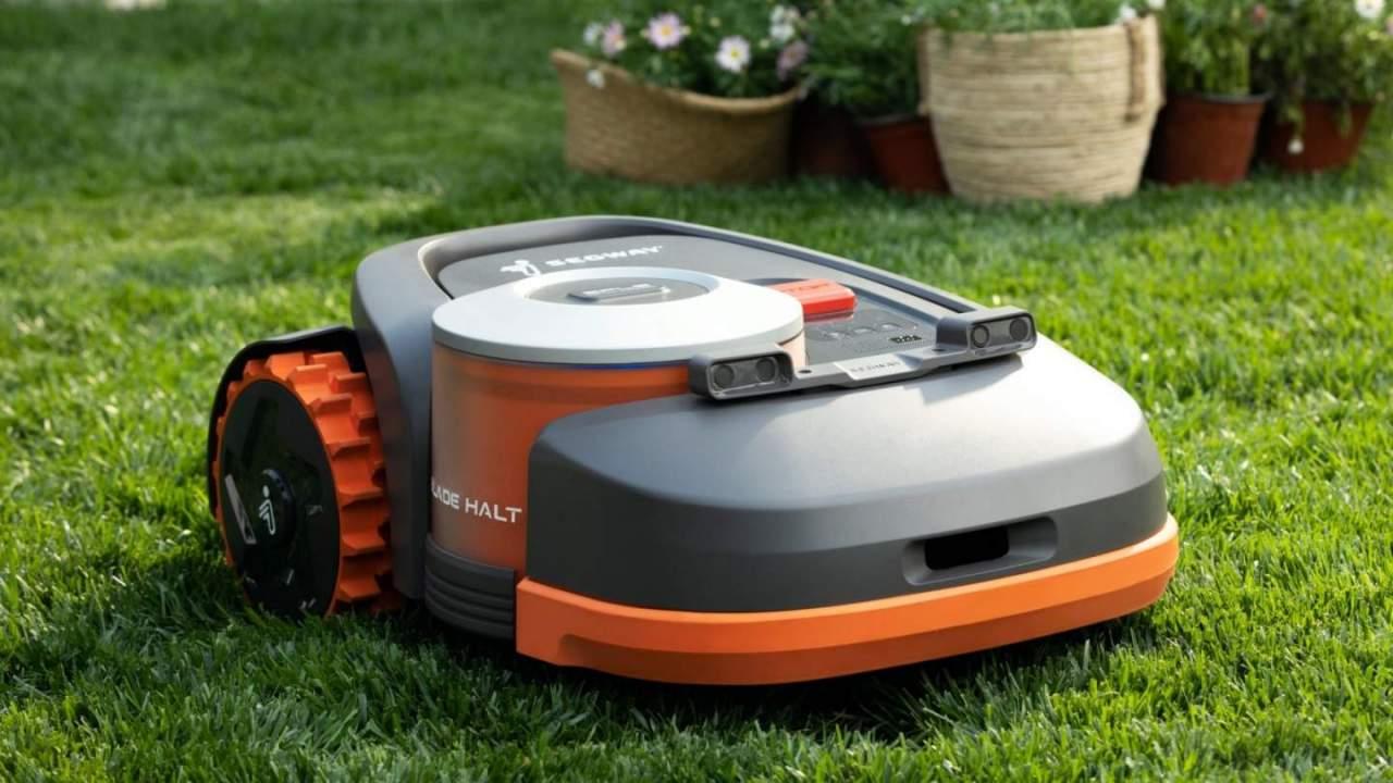 Segway built a smarter robot lawnmower