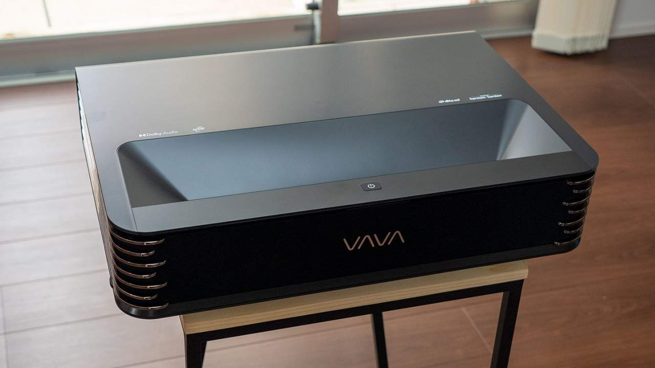 VAVA Chroma Triple Laser 4K UHD Projector Review