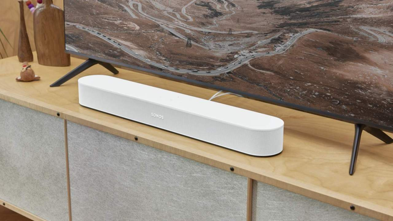 Sonos Beam (Gen 2) adds Dolby Atmos and HDMI eARC support