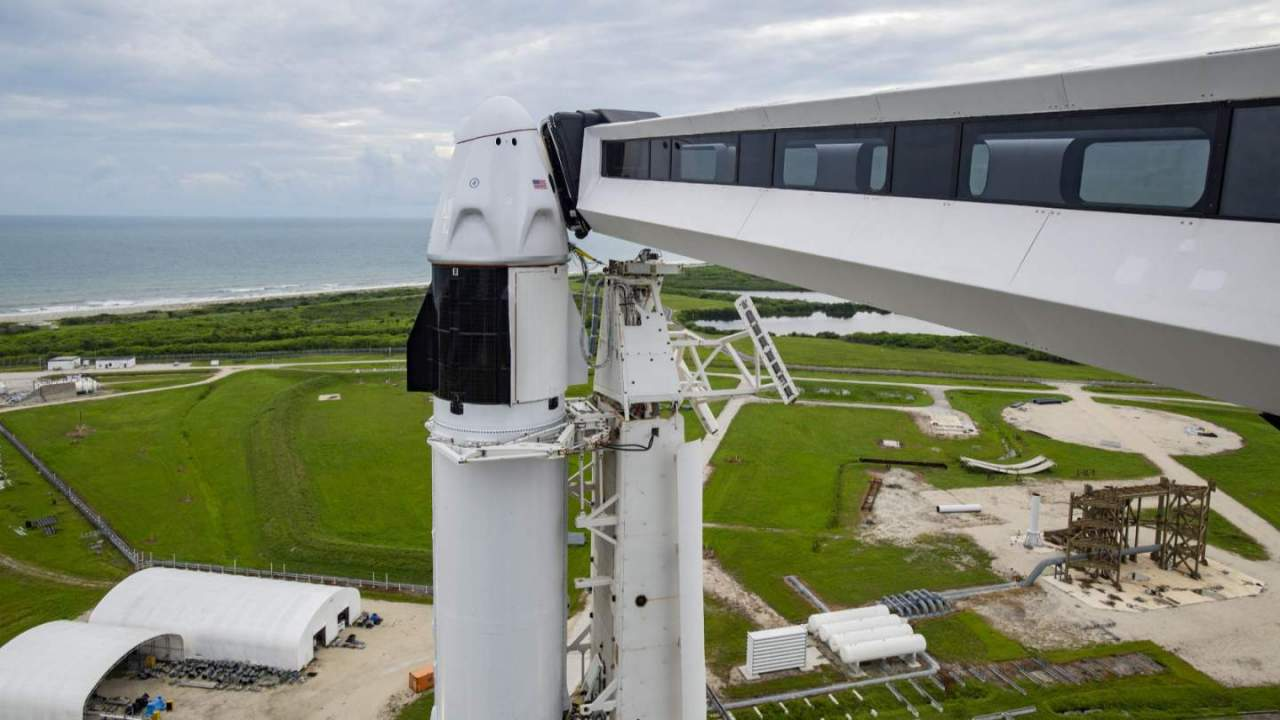 SpaceX's milestone Inspiration4 launch gets a blast-off date