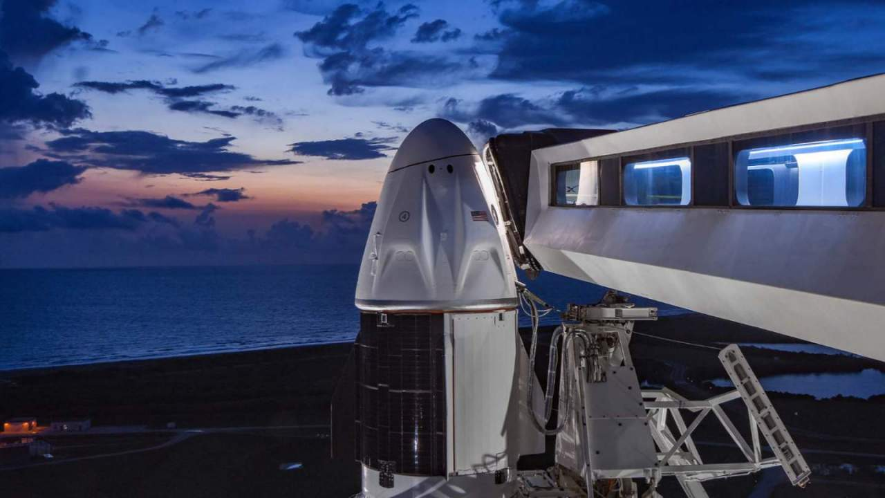 How to watch the groundbreaking SpaceX Inspiration4 launch today