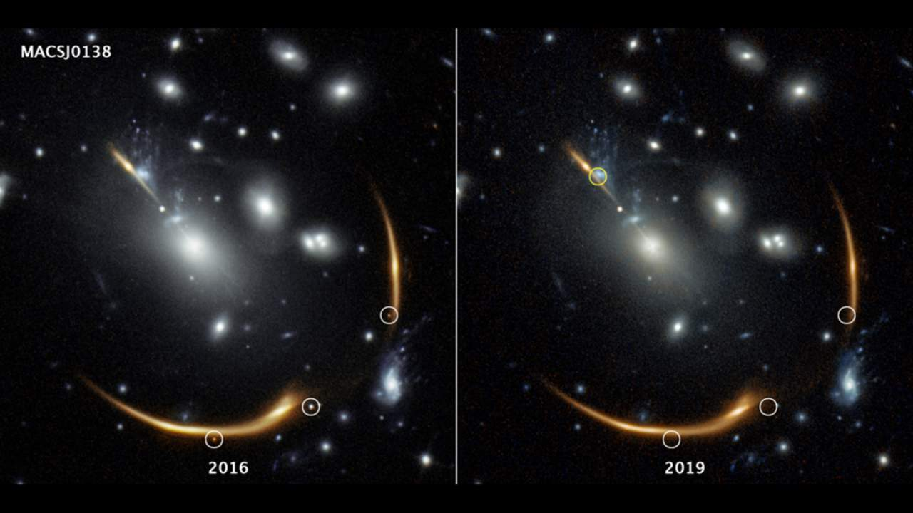 Astronomers predict Supernova Requiem will reappear in 2037
