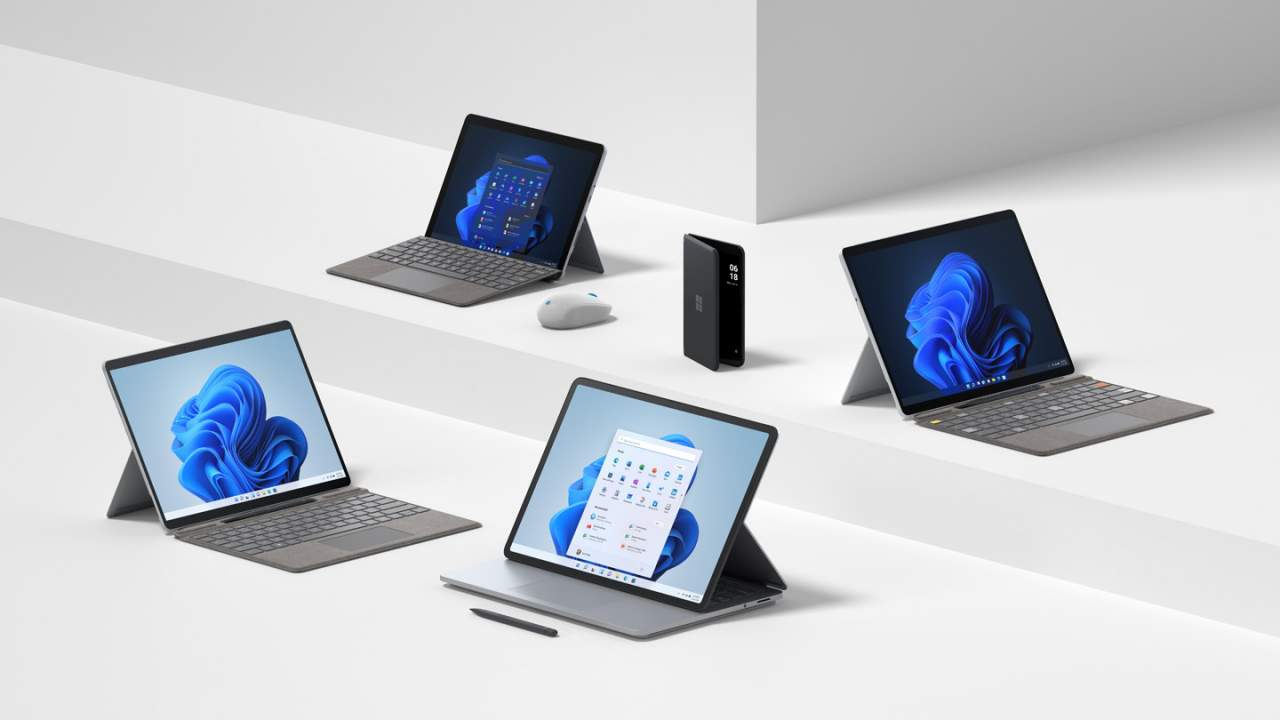 Microsoft Surface Pro 8, X WiFi, Go 3, Duo 2, Laptop Studio prices and configurations