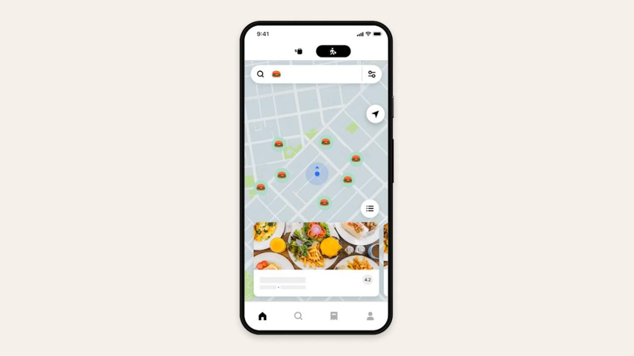 Uber Eats adds emoji searches for when you're too tired to type