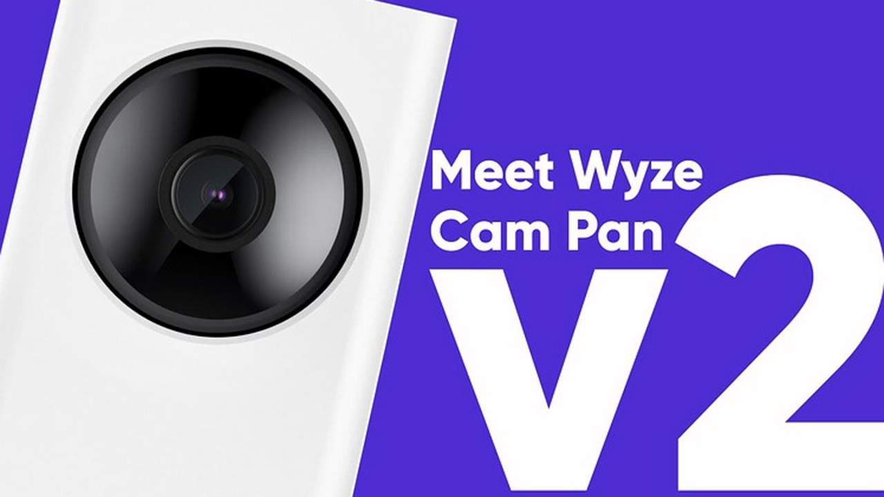 Wyze Cam Pan v2 debuts featuring Color Night Vision