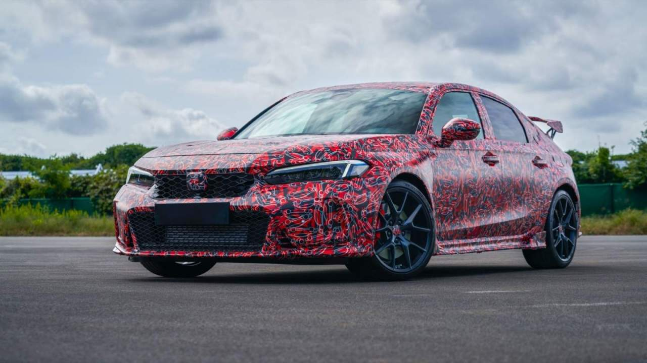 2023 Honda Civic Type R revealed for first time – and we're excited