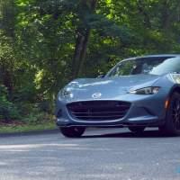 2021 Mazda MX-5 Miata RF Review