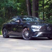 2021 Mercedes-AMG E53 Coupe Review