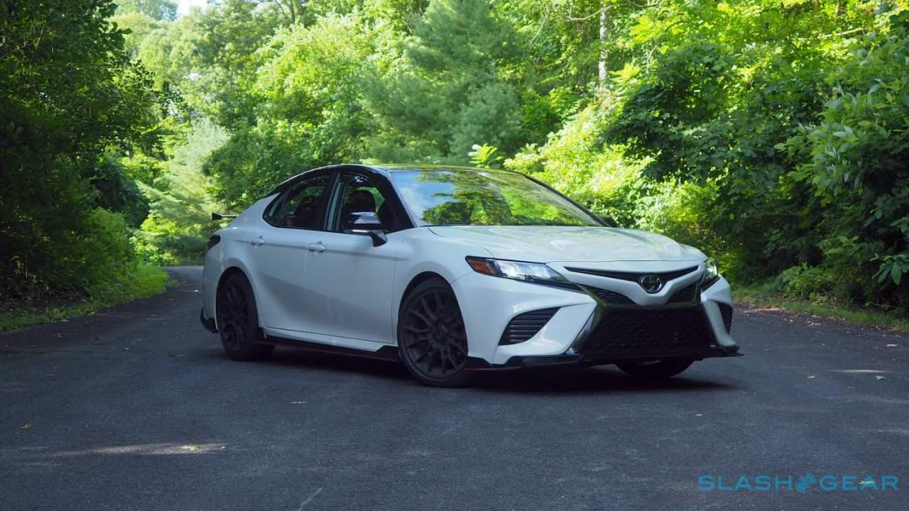 2021 Toyota Camry TRD Review