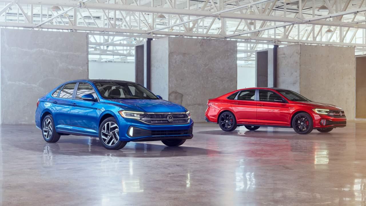 2022 Volkswagen Jetta fuel economy estimates revealed by the EPA
