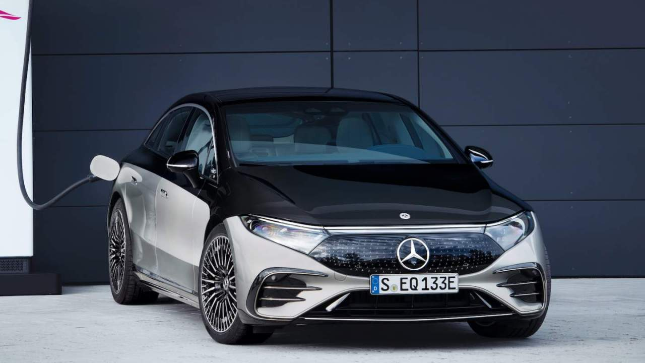 2022 Mercedes-Benz EQS US range revealed & it's another EPA EV upset