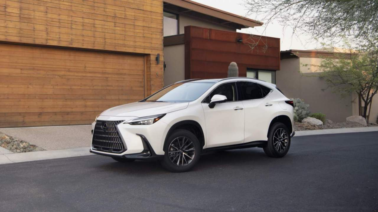 2022 Lexus NX pricing revealed: Plug-in hybrid and a huge dash upgrade