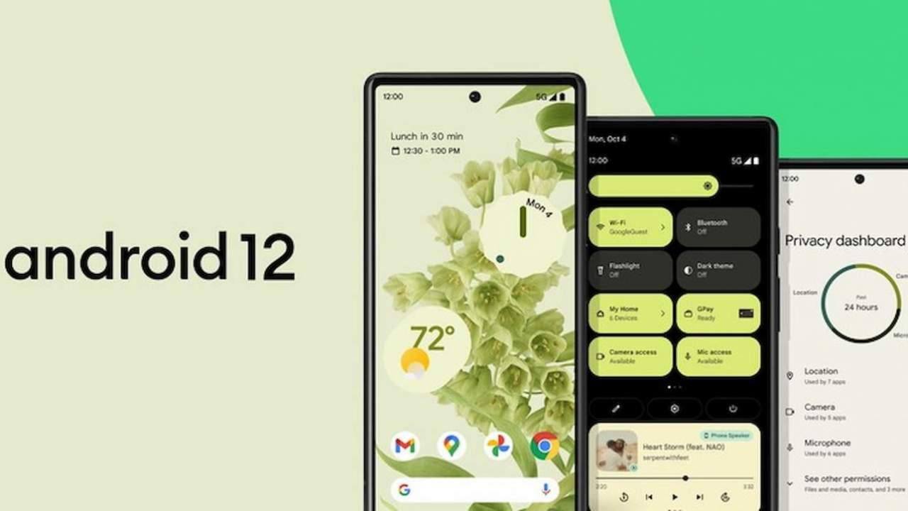 Android 12 released: Here's who gets it first