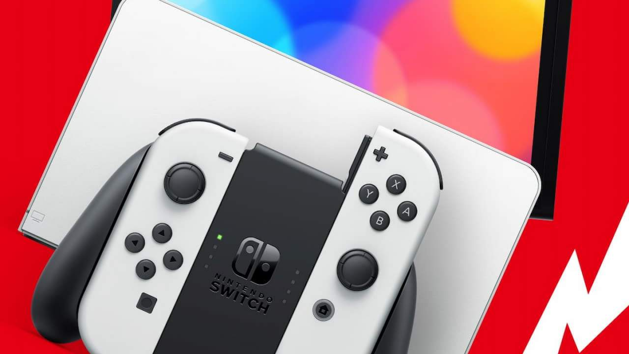As Switch OLED launches, Nintendo talks improved Joy-Con thumbsticks