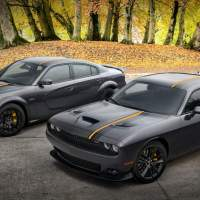 2022 Dodge Charger and Challenger receive HEMI Orange and SRT Black appearance packages
