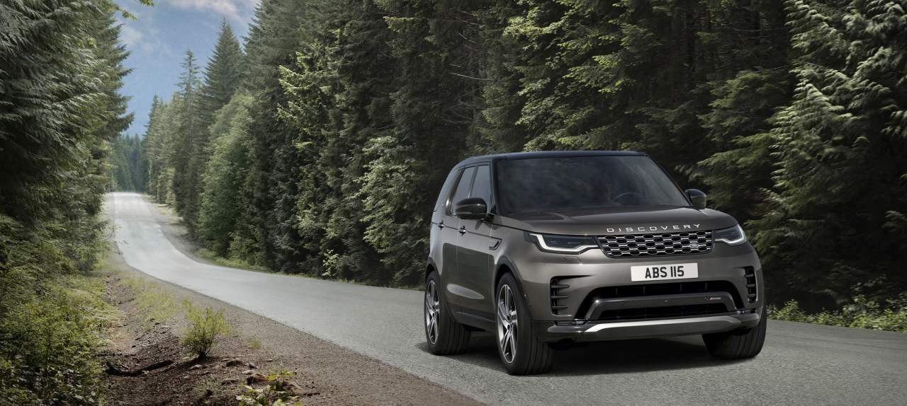 2022 Land Rover Discovery Metropolitan Edition arrives with custom exterior updates