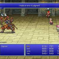 Final Fantasy V Pixel Remaster release date revealed for Steam and mobile