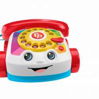 Fisher-Price Chatter Telephone is back, and now it can make real calls