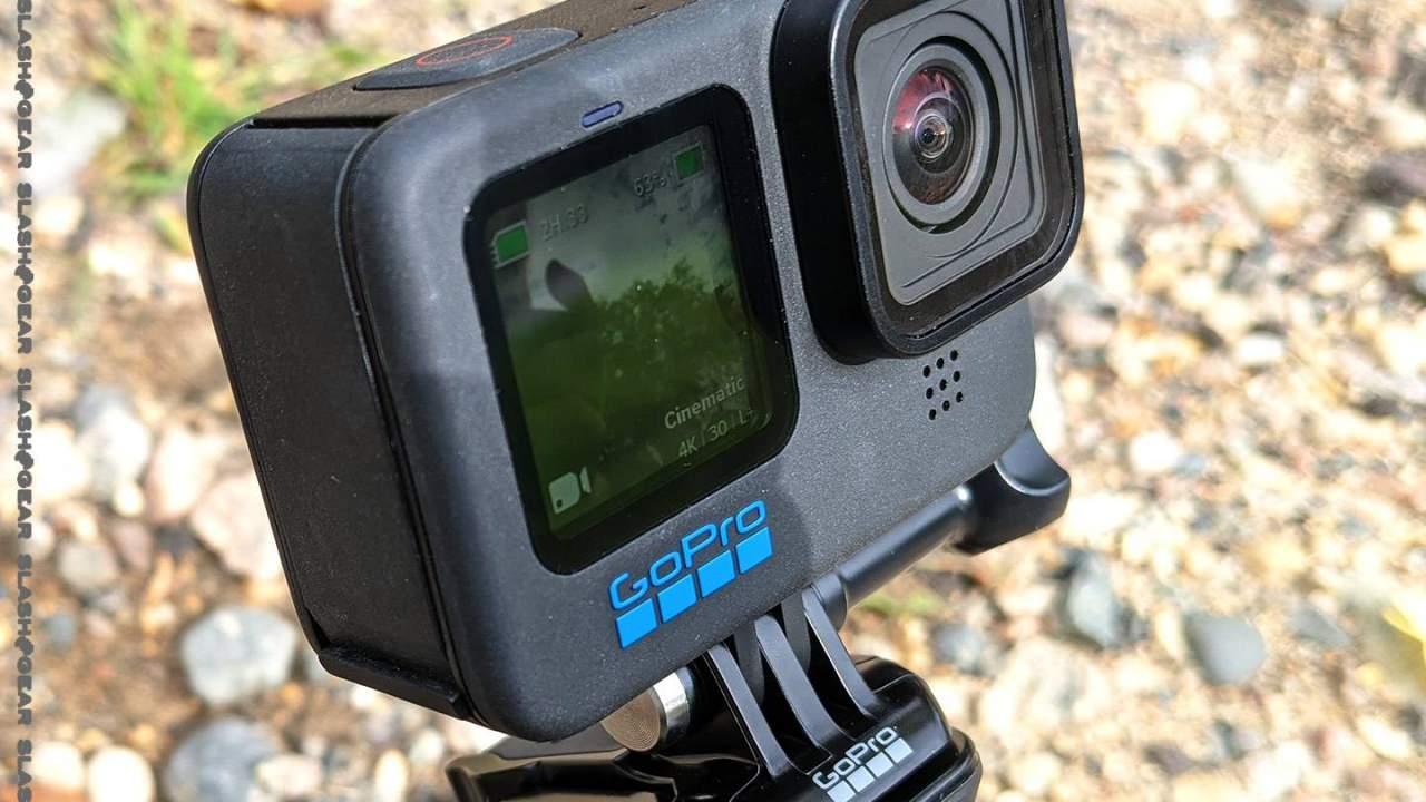 GoPro HERO 10 firmware update fixes camera's overheating problem