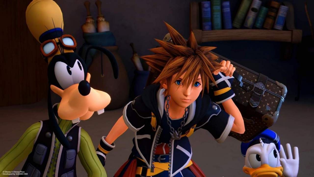 Kingdom Hearts games are coming to Switch, but there's a catch