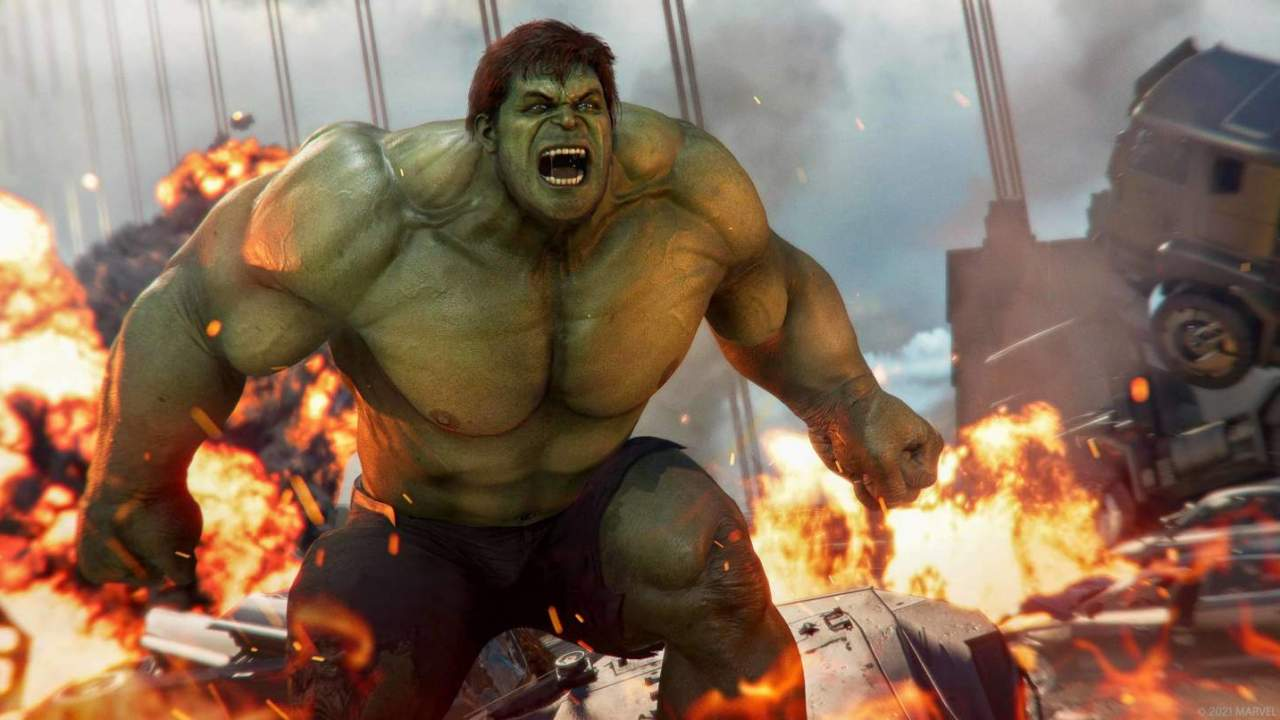 Marvel's Avengers pay-to-win boosters break game's launch promise