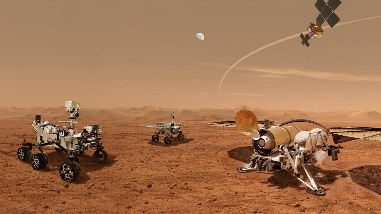 NASA's first Mars samples are ready for an audacious trip to Earth
