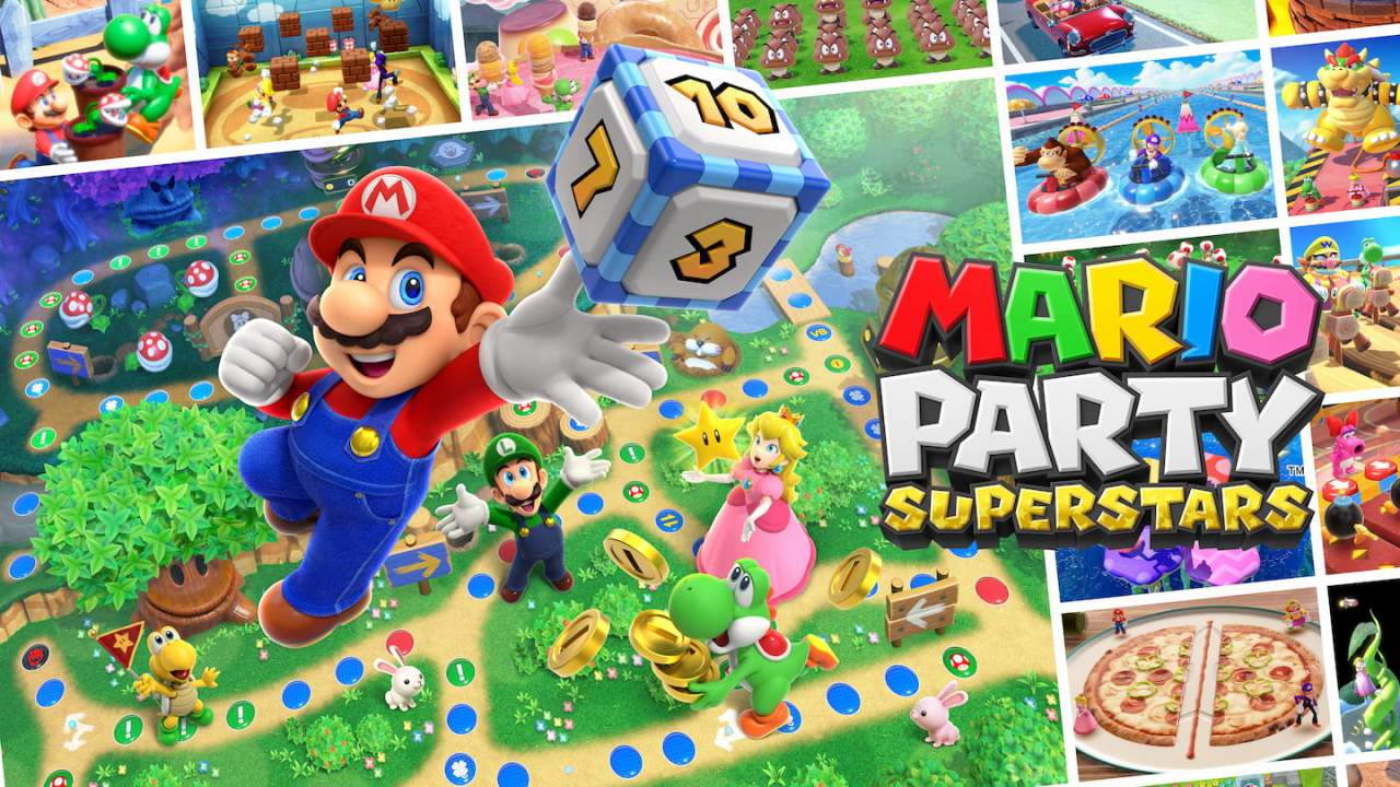New Mario Party Superstars trailer is a blast from the past