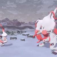 New Pokemon Legends: Arceus trailer gives Hisuian Zorua and Zoroark a proper introduction