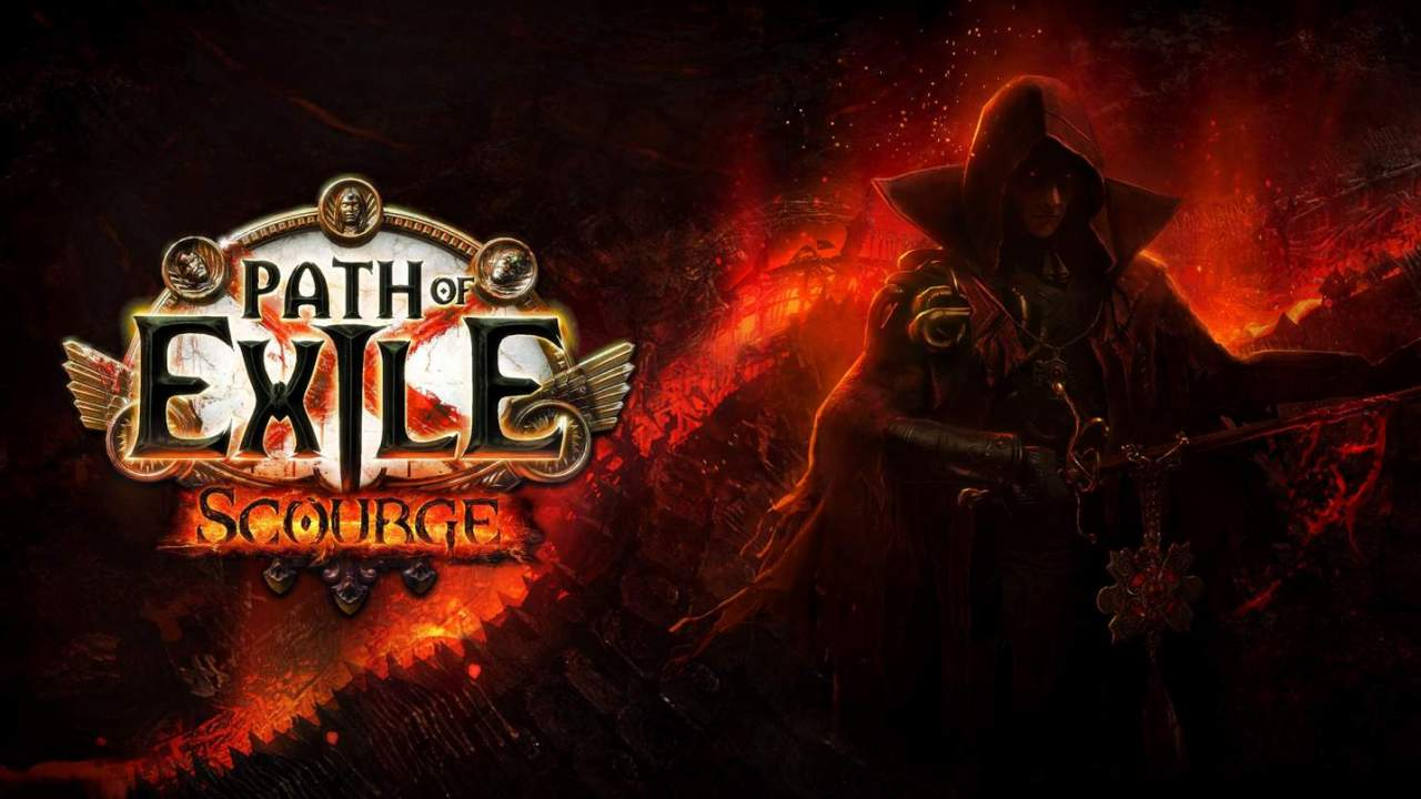 Path of Exile Scourge League revealed alongside big changes to core game
