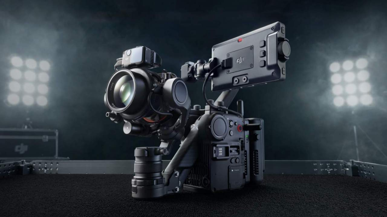 DJI Ronin 4D gives 8K camera 4-axis stabilization and wild LIDAR focus