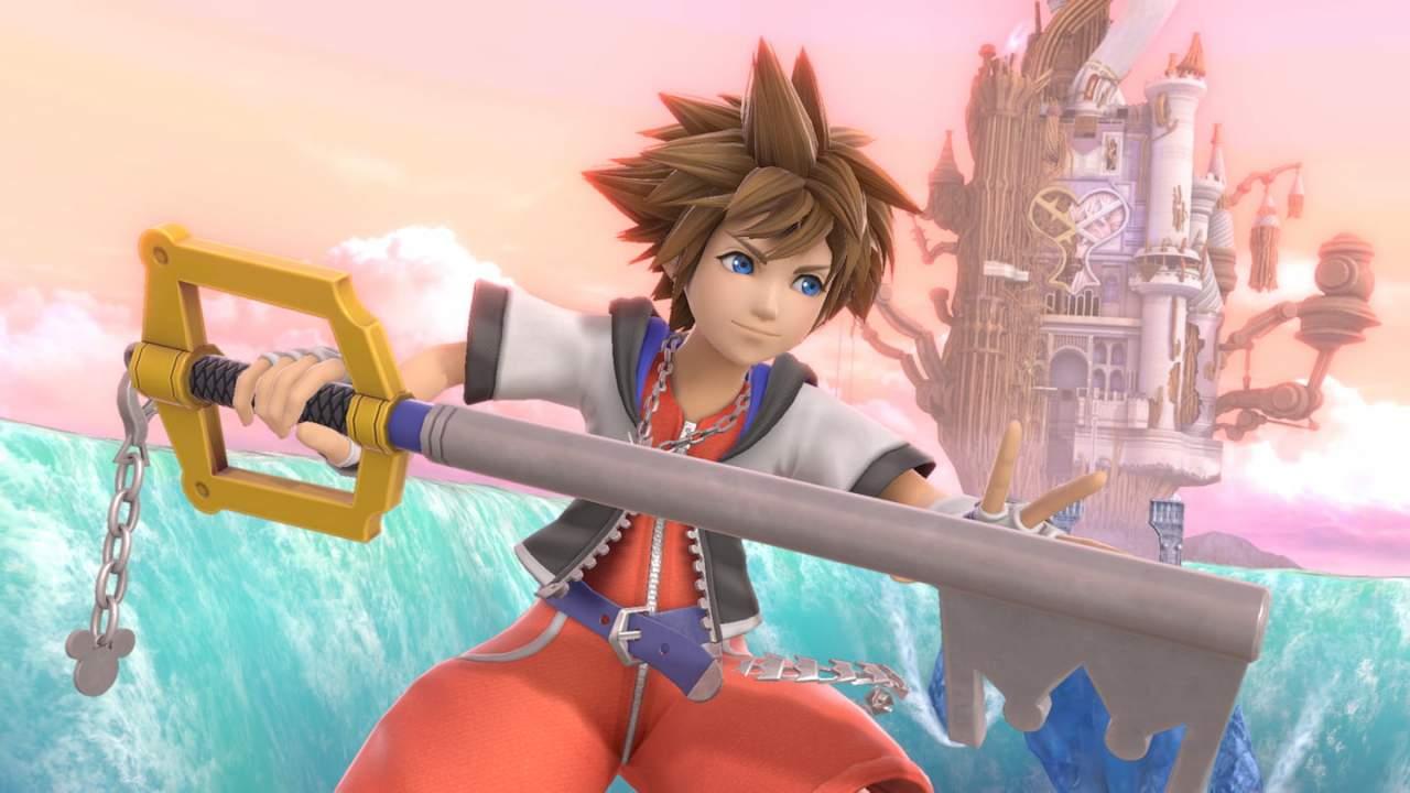 Super Smash Bros Ultimate update adds Sora, buffs several fighters