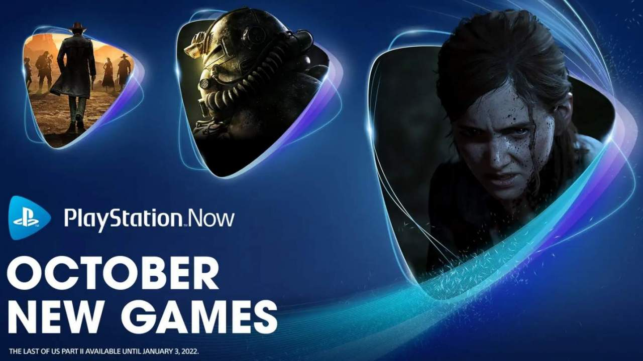 The Last of Us Part II leads a big October for PlayStation Now