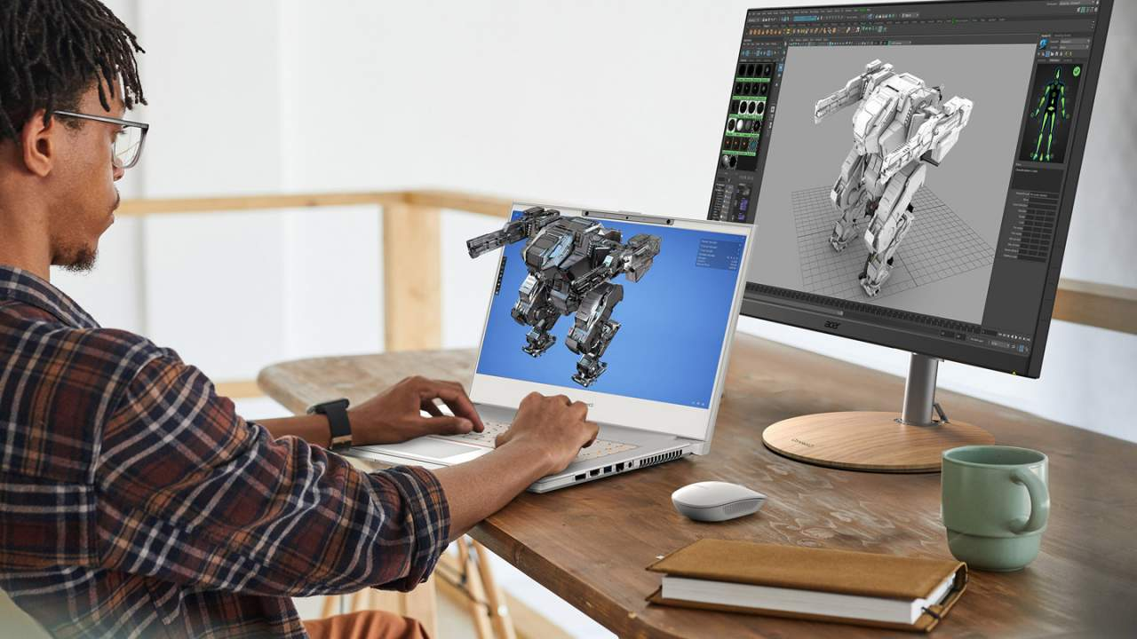 Acer ConceptD 7 SpatialLabs Edition brings 3D tech to the public