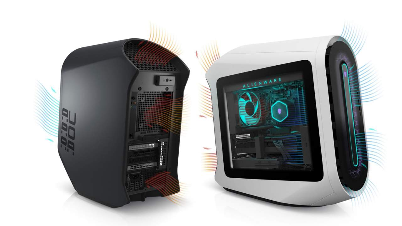 Alienware celebrates 25 years with the new flagship gaming desktop
