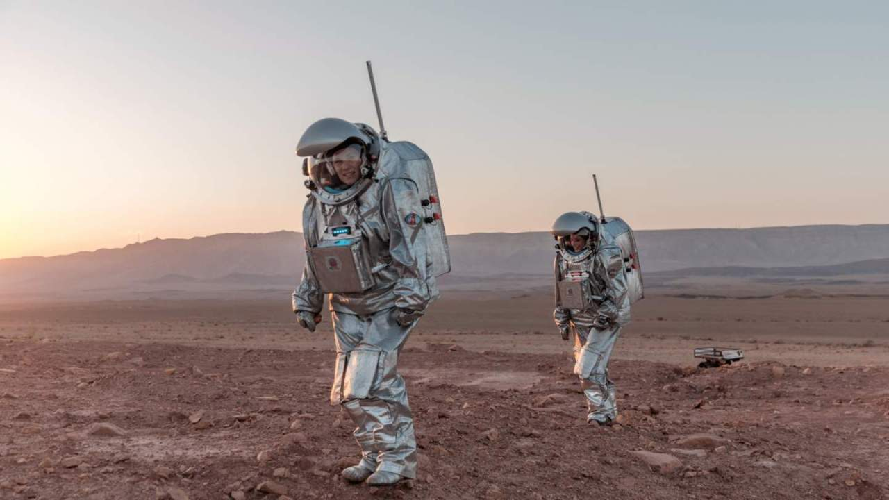 Ambitious Mars colony simulation starts today with serious stakes