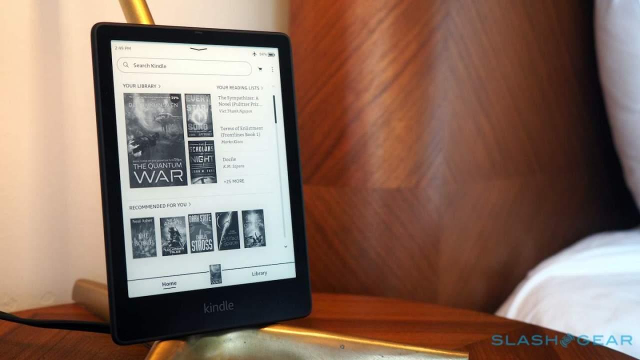 Amazon Kindle Paperwhite Signature Edition Review