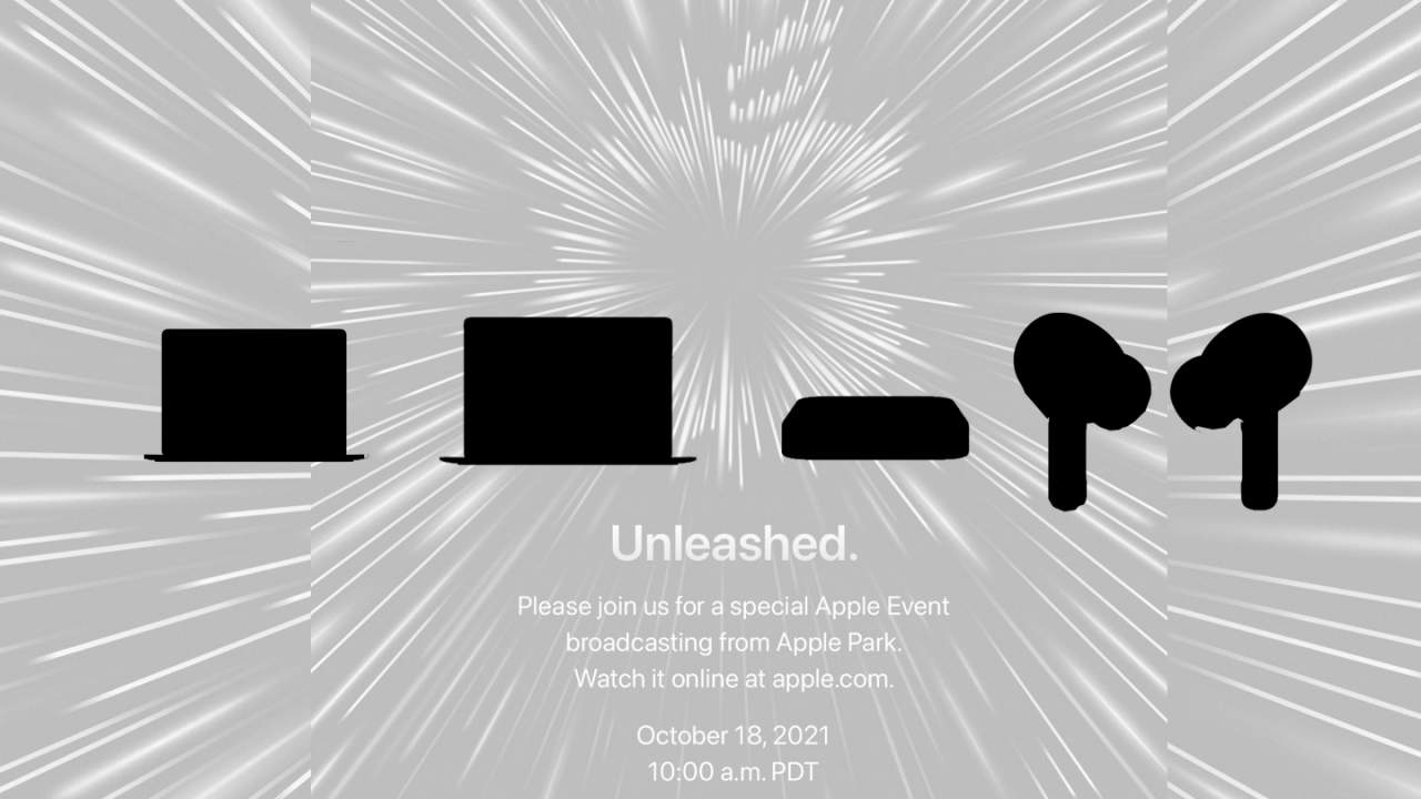 Apple Event October 18: What we're expecting